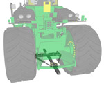 ProTrakker WS9000T Hydraulic Hitch for 9000T and 9000RT John Deere Tractors